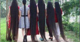 اطول شعر في العالم , صور شعر طويل