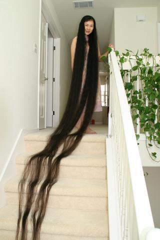 صورة اطول شعر في العالم , صور شعر طويل 2240 4