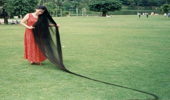 صورة اطول شعر في العالم , صور شعر طويل 2240 8