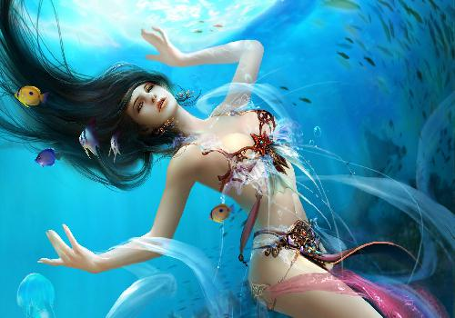بالصور صور عروسه البحر , اجمل صور عروسه البحر 2245 8