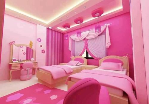 بالصور ديكورات غرف نوم بنات , اجمل ديكورات غرف النوم 2251 10