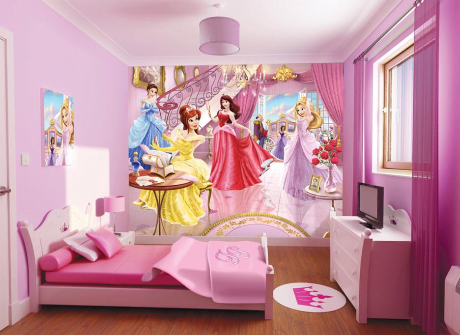 بالصور ديكورات غرف نوم بنات , اجمل ديكورات غرف النوم 2251 5