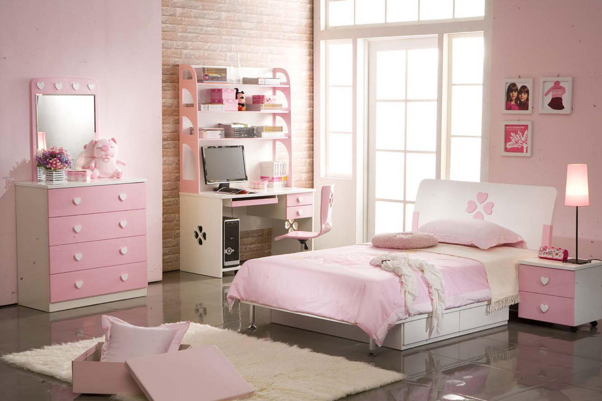 بالصور ديكورات غرف نوم بنات , اجمل ديكورات غرف النوم 2251 7