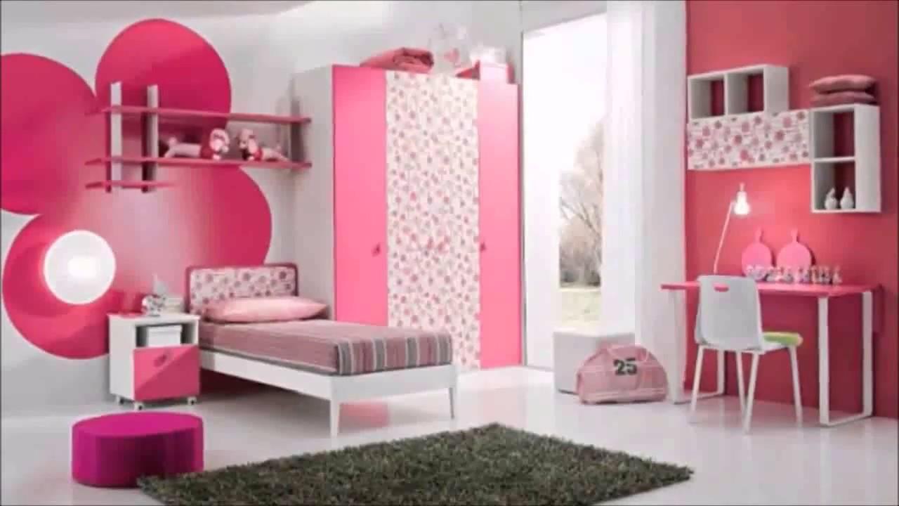 بالصور ديكورات غرف نوم بنات , اجمل ديكورات غرف النوم 2251 8