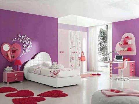 بالصور ديكورات غرف نوم بنات , اجمل ديكورات غرف النوم 2251