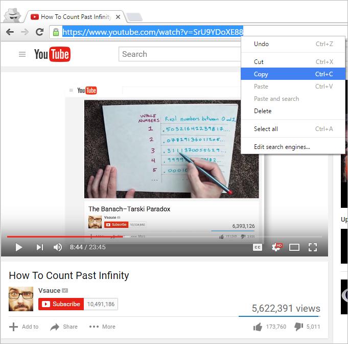 بالصور كيفية التحميل من اليوتيوب , طريقة تحميل اليوتيوب 2266