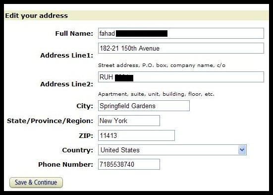 رمز بريد نيويورك