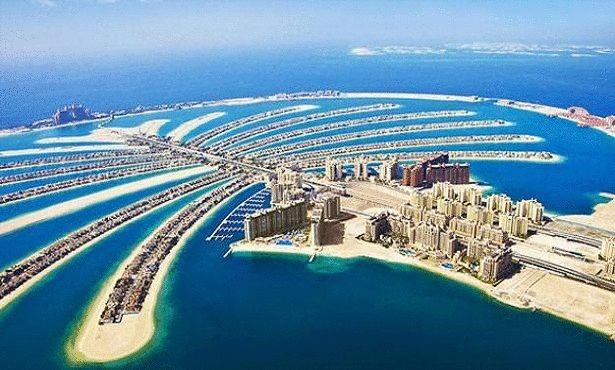 بالصور اكبر جزيرة صناعية في العالم , معلومات عن جزيرة صناعيه 2348