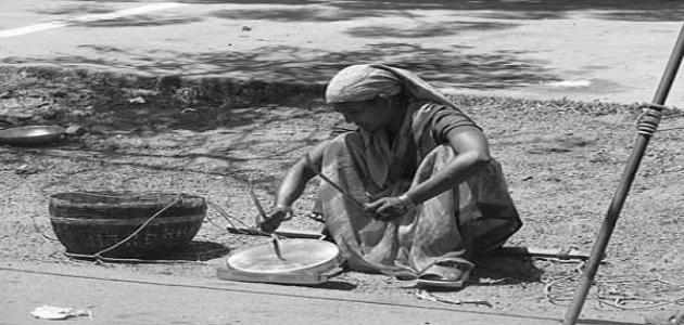 صور الفرق بين الفقير والمسكين , توضيح معني الفقير والمسكين
