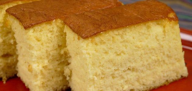 بالصور عمل كيكة اسفنجية , طريقة عمل الكيكة الاسفنجيه 2469 2