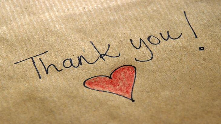 بالصور شكرا من القلب , عبارات شكر من القلب 2709 7