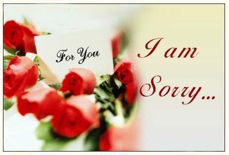 بالصور رسالة اعتذار للحبيب الزعلان , اجمل رسائل الاعتذار للحبيب 2717 2