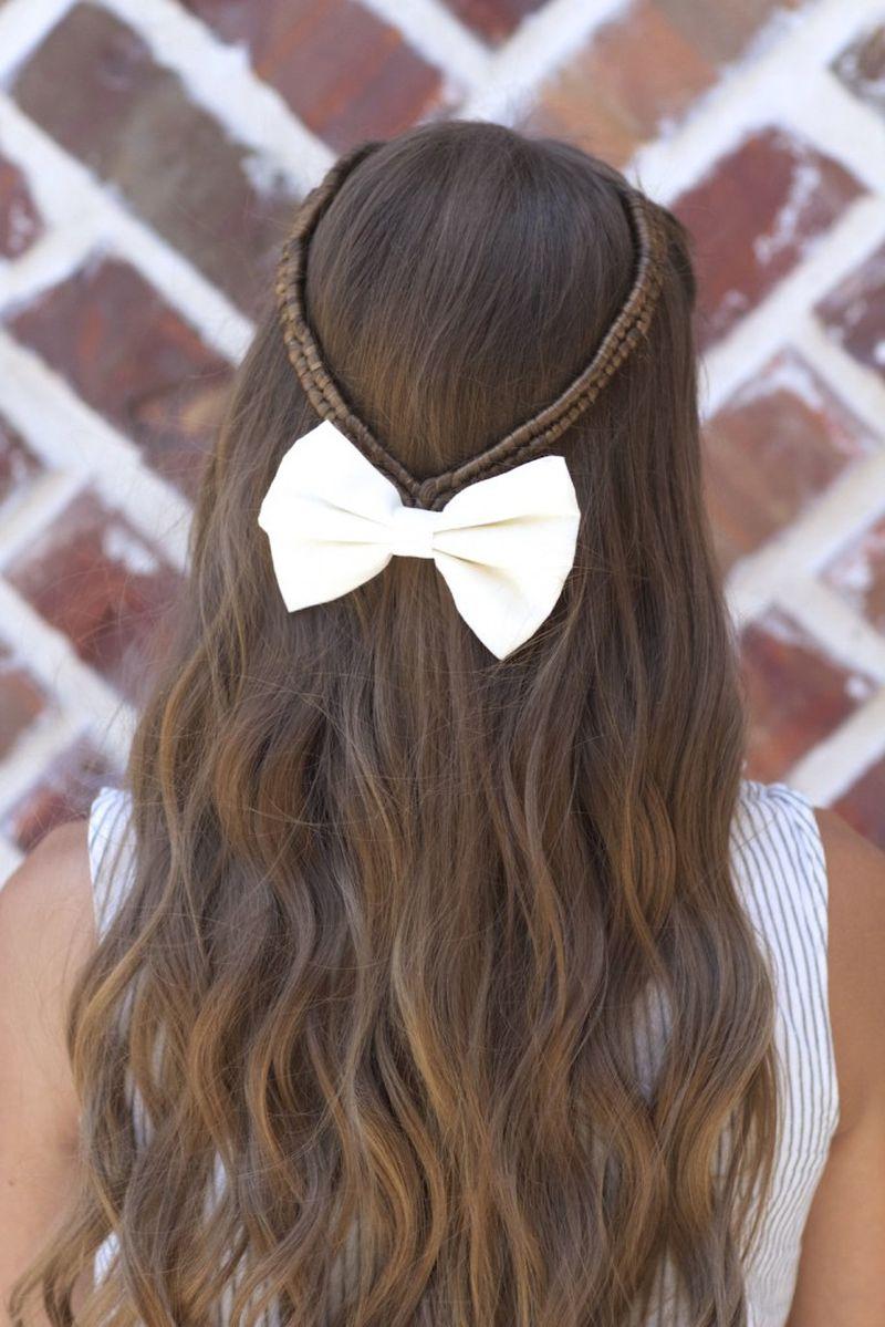 بالصور تسريحات بنات , اجدد تسريحات الشعر للبنات 2744 5