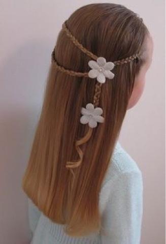 بالصور تسريحات بنات , اجدد تسريحات الشعر للبنات 2744 9