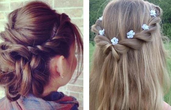بالصور تسريحات بنات , اجدد تسريحات الشعر للبنات 2744
