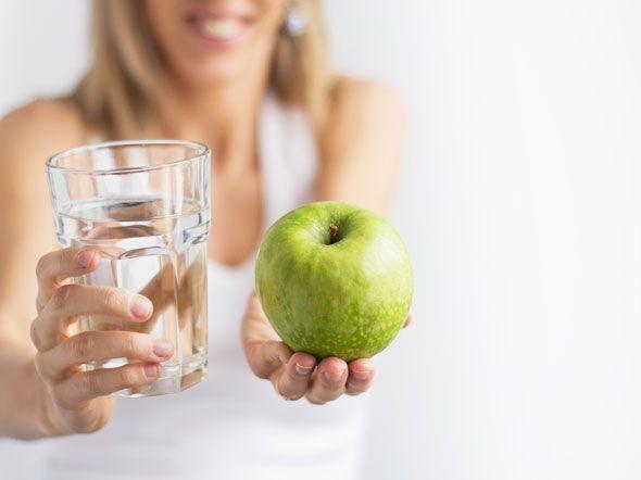 بالصور رجيم التفاح الاخضر , اسهل ريجيم للحصول علي الجسم المناسب 2801 1