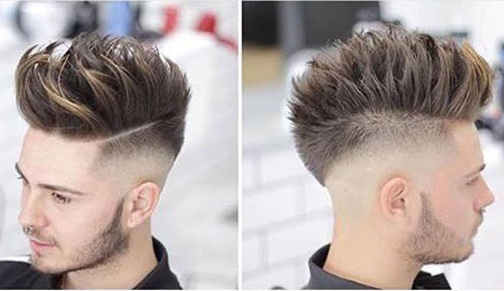 New Hairstyles For Mens 2016: قصات شعر شباب 2018 , اجدد قصات الشعر للشباب 2018
