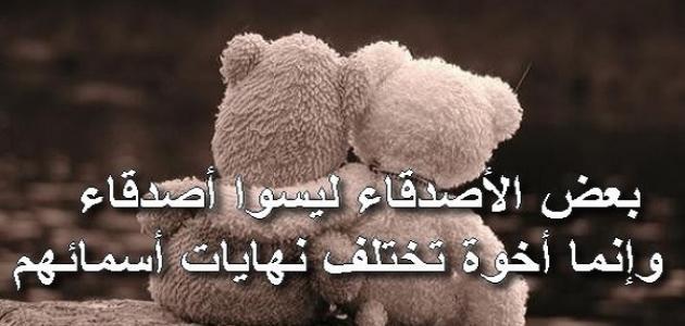 بالصور كلام جميل عن الصداقة , اجمل ما قيل عن الصداقه 2890 3