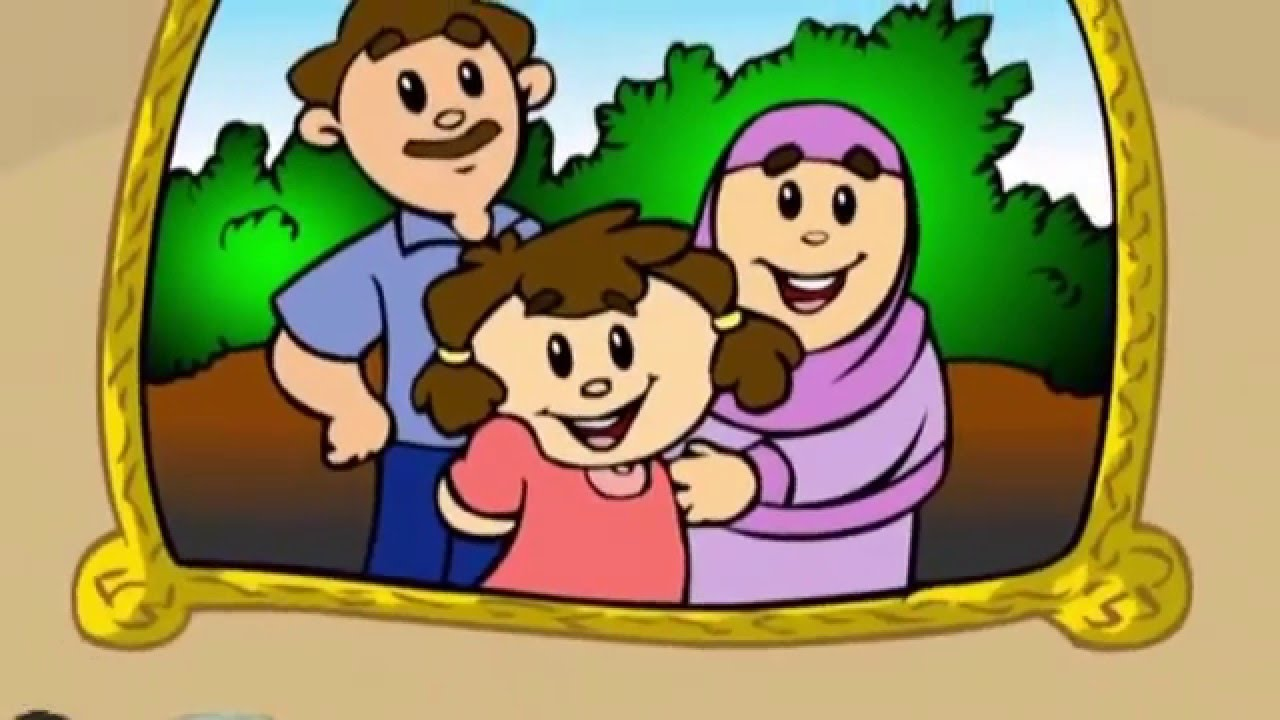صور كرتون اسلامي , اجمل كرتون اسلامي للاطفال