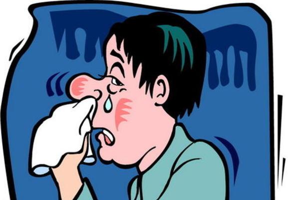 بالصور اعراض الزكام , الزكام اعراضه وطريقه علاجه 2935