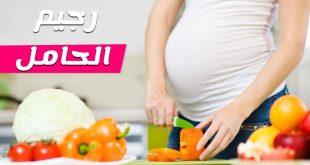 رجيم الحامل , رجيمات لا تؤثر علي المراه الحامل