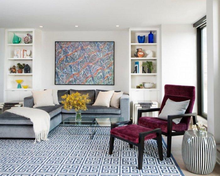 صورة غرف جلوس , تصميمات لغرفة الجلوس