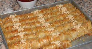 حلويات رمضان سهلة وسريعة , وصفات حلويات