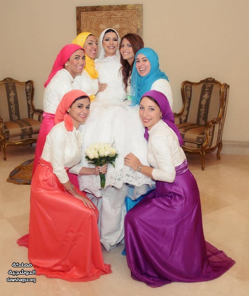 بالصور صور صاحبة العروسة , صديقة العروسه 3353 1