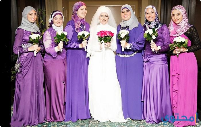 بالصور صور صاحبة العروسة , صديقة العروسه 3353 2