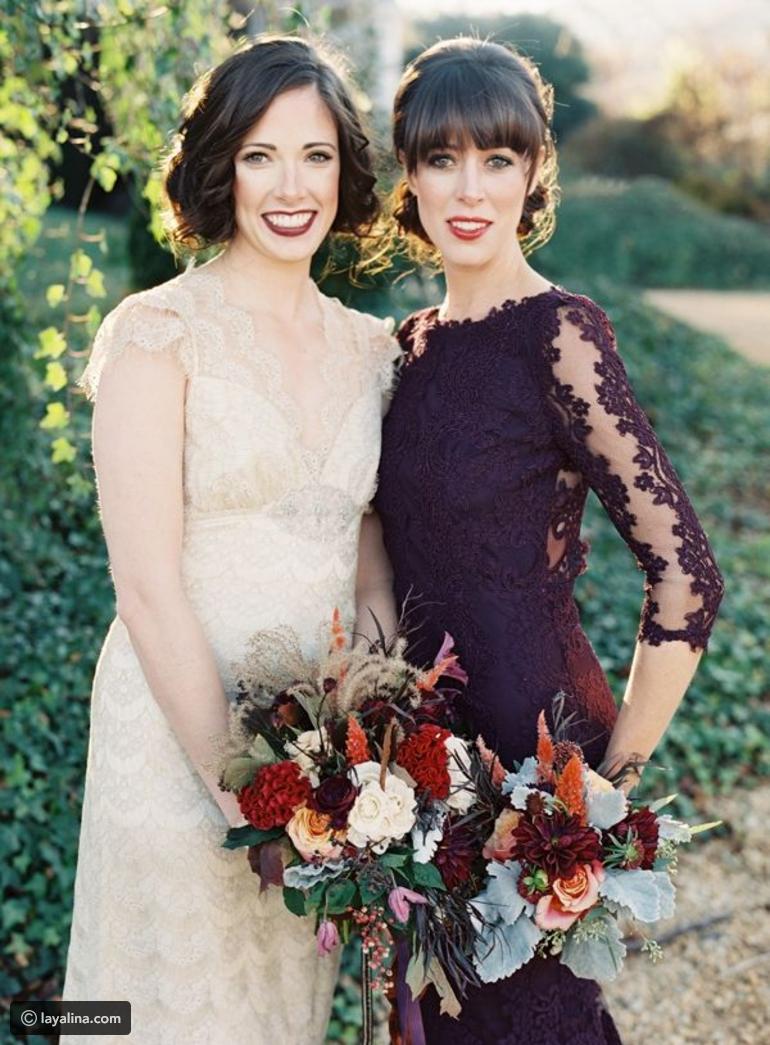 بالصور صور صاحبة العروسة , صديقة العروسه 3353 5