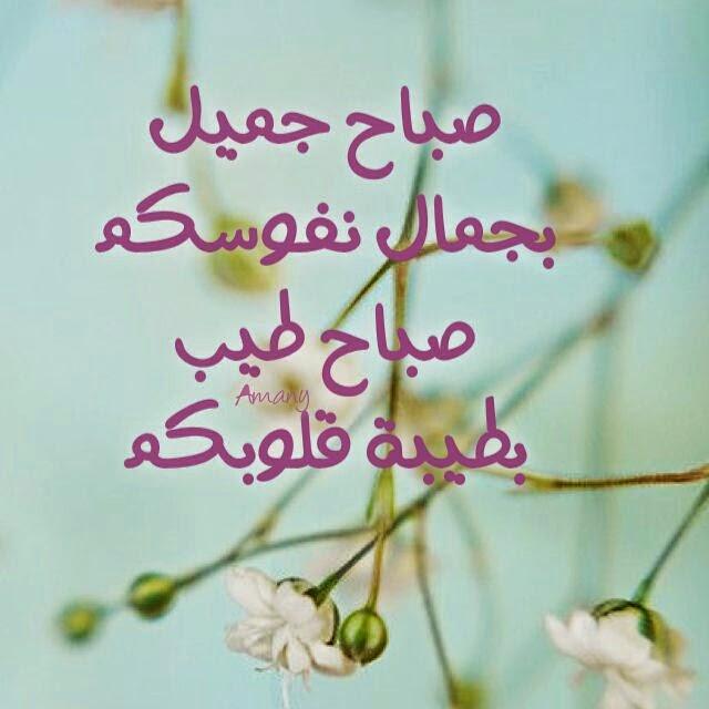 بالصور اجمل كلمات الصباح , رسايل الصباح 3452 3