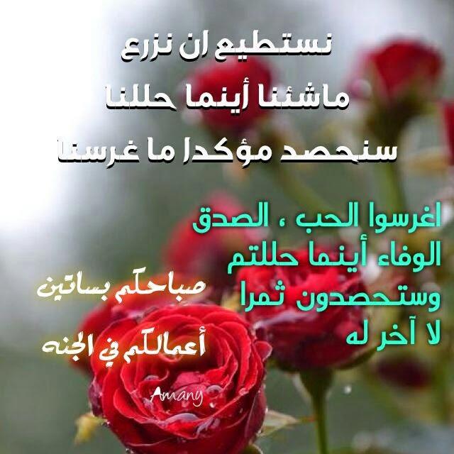 بالصور اجمل كلمات الصباح , رسايل الصباح 3452