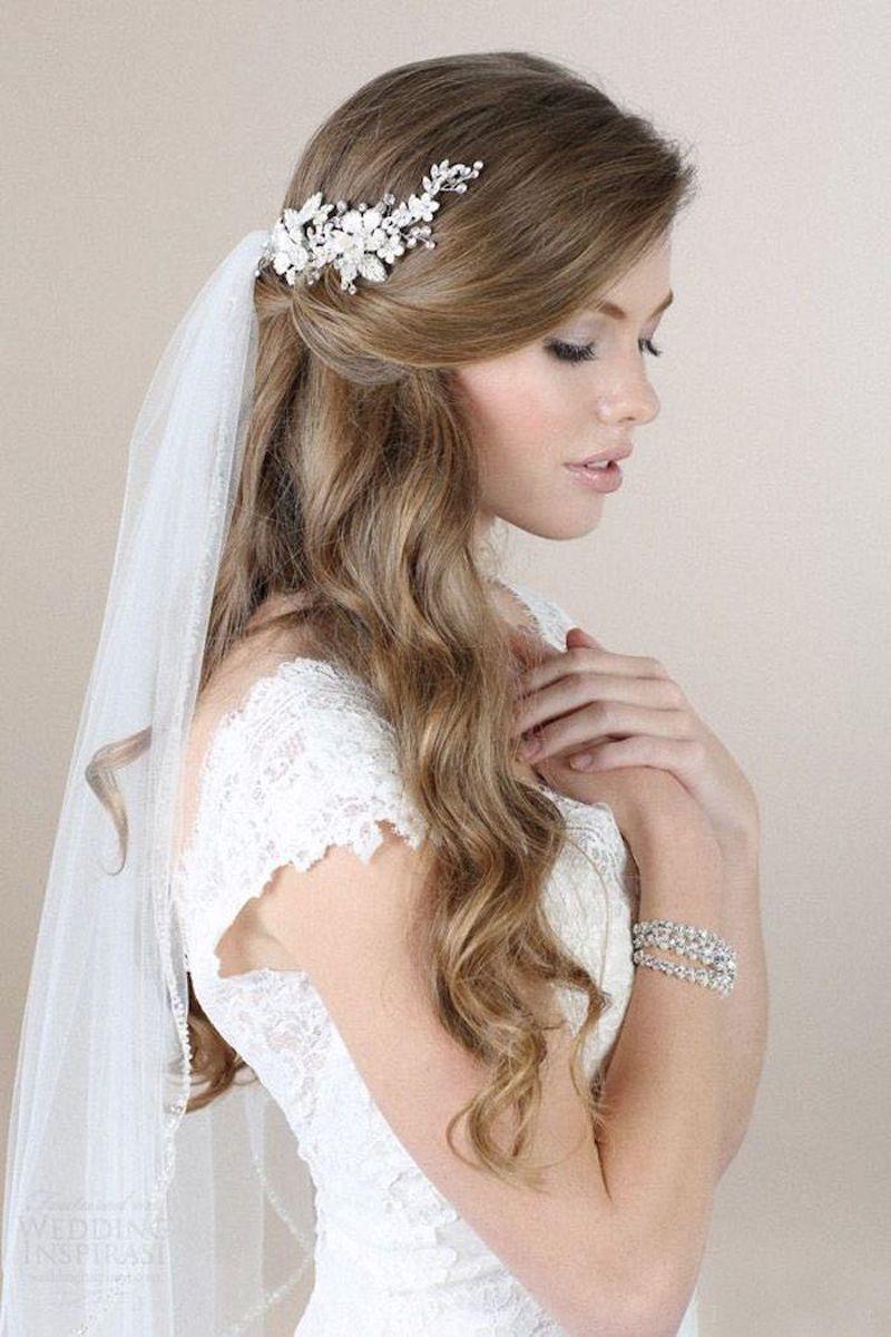 بالصور تسريحات عرايس , تسريحة شعر للعروسه 3481