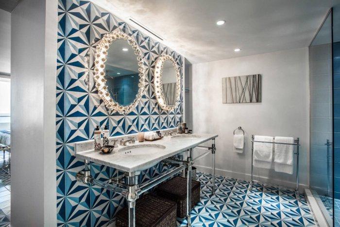بالصور حمامات 2019 , تصميمات مختلفه للحمامات 3615 4