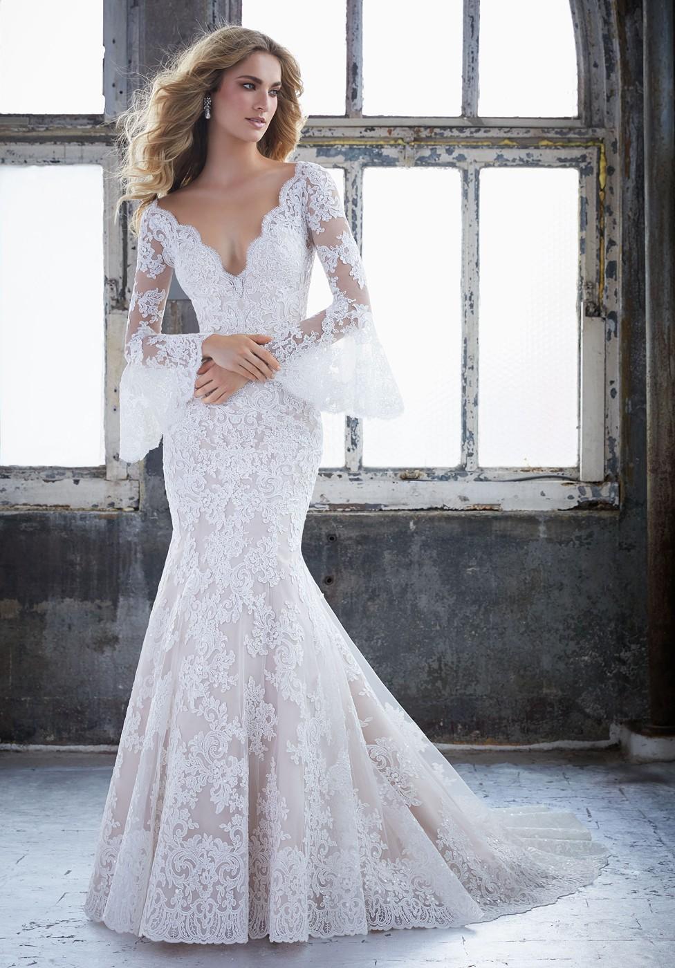 بالصور فساتين عرايس فخمه , افخم فستان عروسه يجنن 4398 11