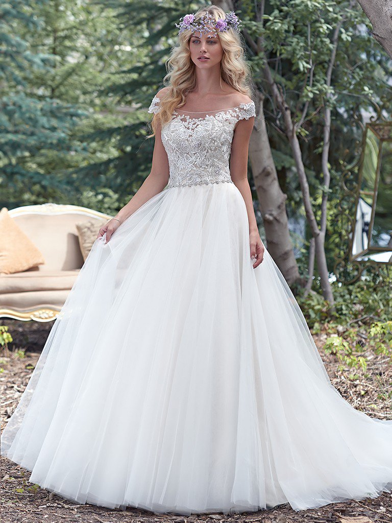 بالصور فساتين عرايس فخمه , افخم فستان عروسه يجنن 4398 2