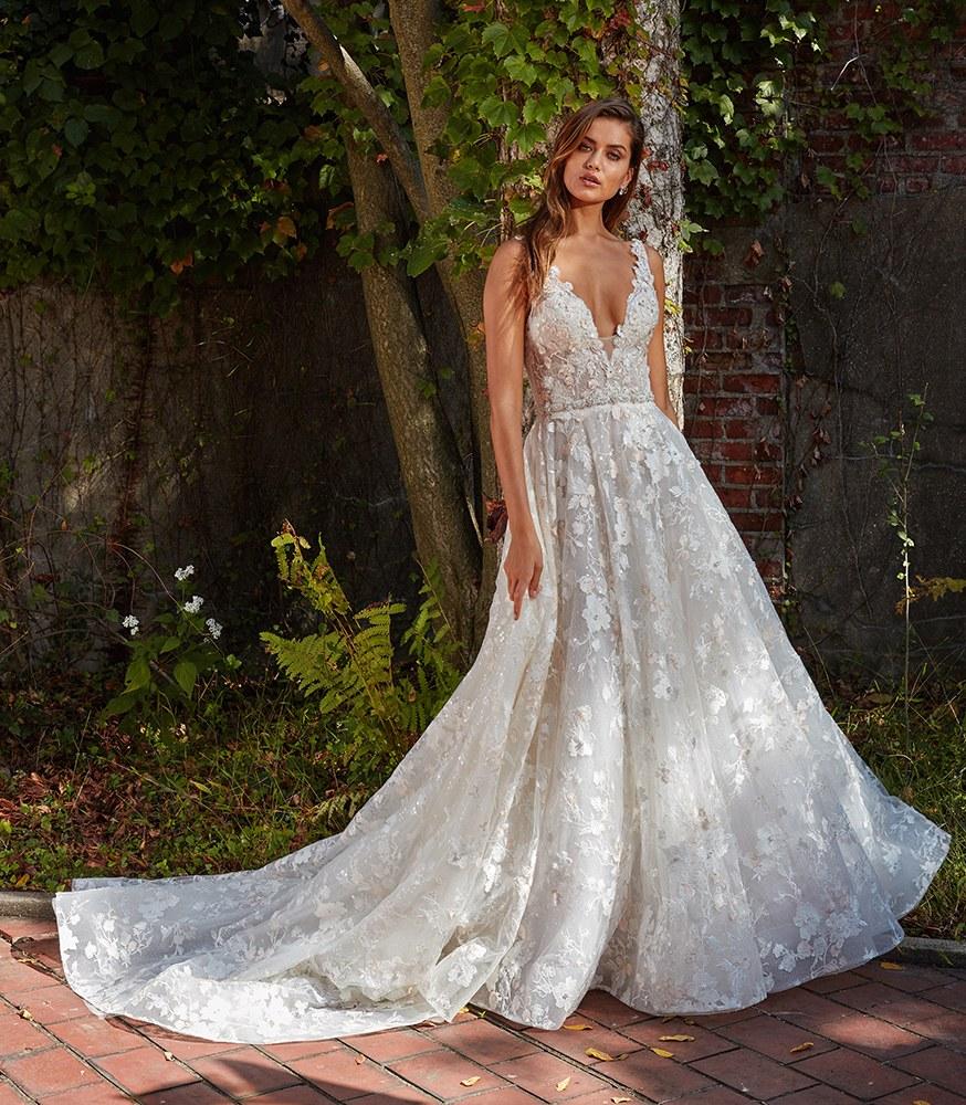 بالصور فساتين عرايس فخمه , افخم فستان عروسه يجنن 4398 4