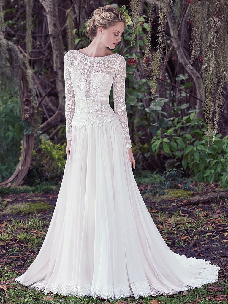 بالصور فساتين عرايس فخمه , افخم فستان عروسه يجنن 4398 6