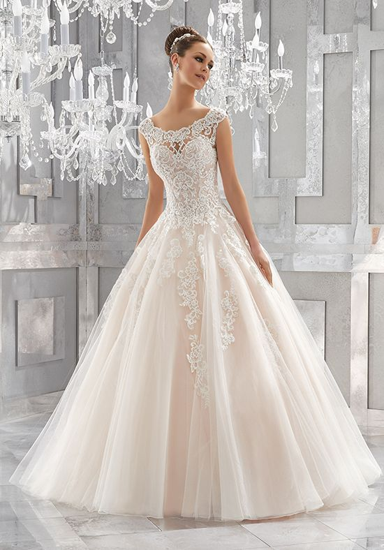 بالصور فساتين عرايس فخمه , افخم فستان عروسه يجنن 4398 7