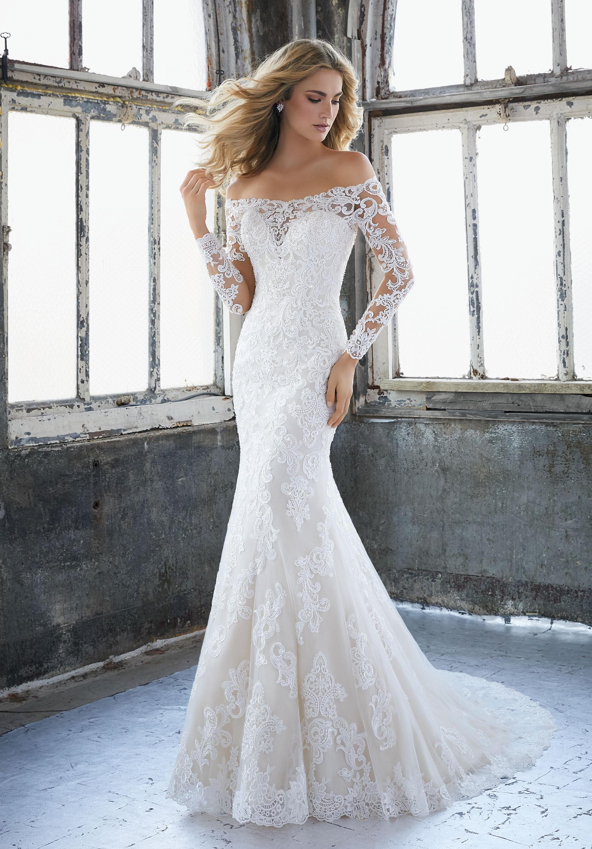 بالصور فساتين عرايس فخمه , افخم فستان عروسه يجنن 4398 9