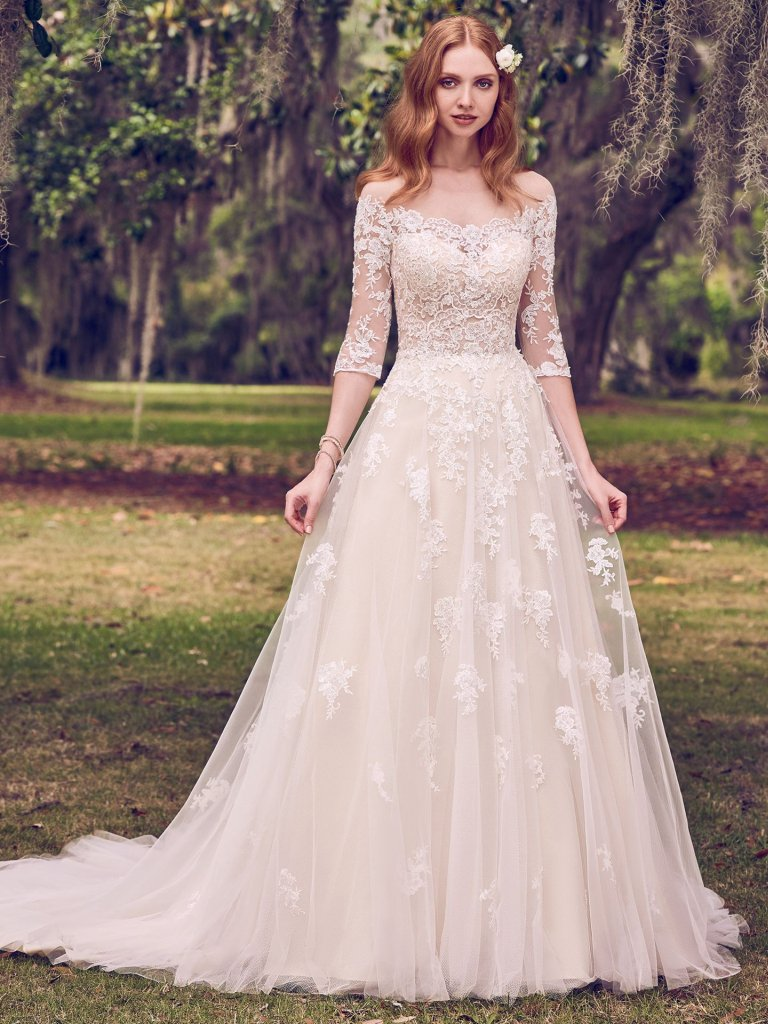 بالصور فساتين عرايس فخمه , افخم فستان عروسه يجنن 4398