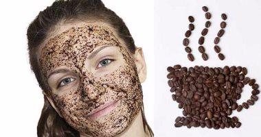 صورة ماسك طبيعي للوجه , ماسك القهوة للوجه