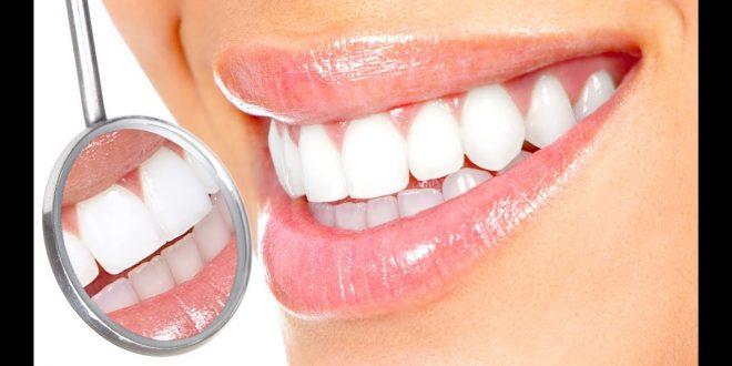 صورة خلطات تبيض الاسنان , خلطات لابتسامة جميلة