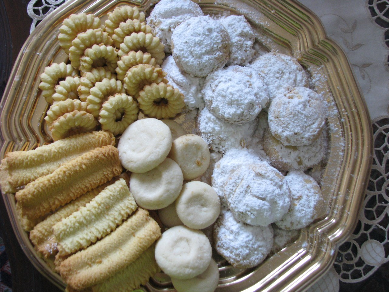 صورة طريقة عمل كحك العيد , وصفة مضمونة