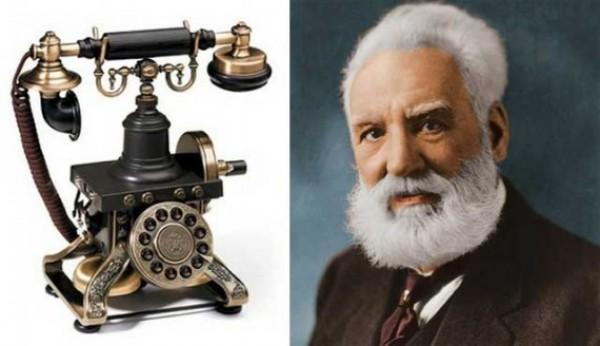 بالصور من اخترع الهاتف , صاحب اختراع الهاتف 1259