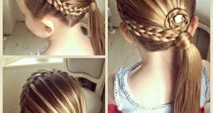 صوره بالصور تسريحات شعر للاطفال , اشكال تسريحات جديده للاطفال