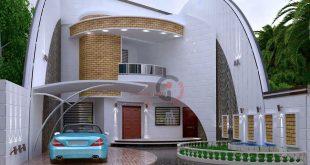 بالصور تصاميم بيوت , احلى ديكورات عصريه للمنازل 1317 11 310x165