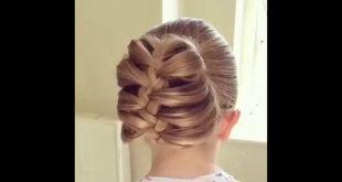 صوره تسريحات شعر للاطفال ' احدث التسريحات لشعور الاطفال