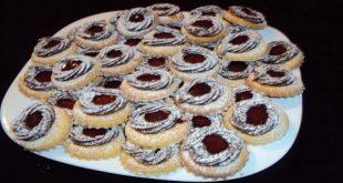 صوره حلويات جزائرية بسيطة بالصور , طريقة عمل حلويات جزائرية سهلة