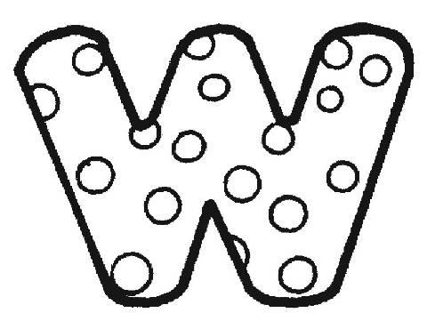 صور صور حرف w , اجمل الصور لحرف W
